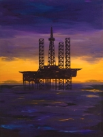 Offshore Eiffel Tower