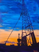 Sunburst - Drilling Rig 2
