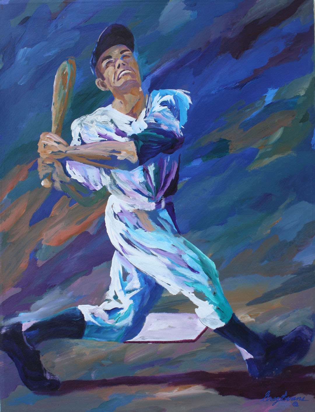 Sport Paintings