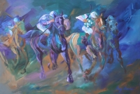 Horse Art Paintings